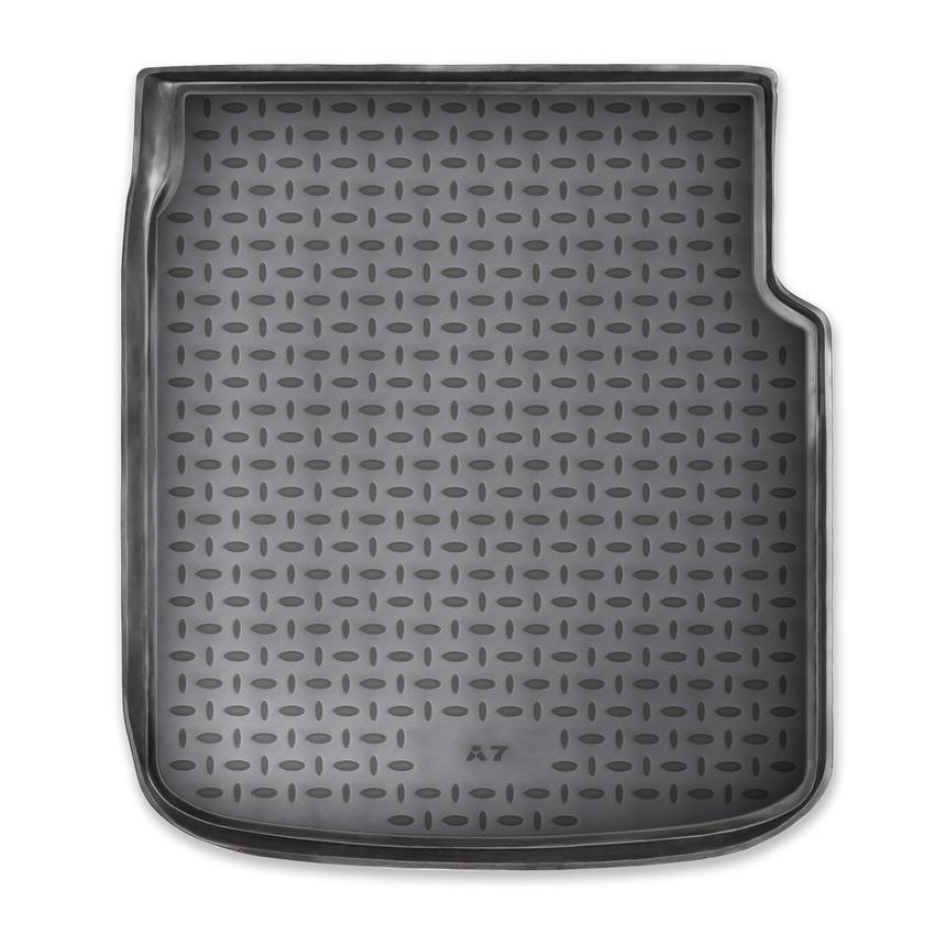 Коврик в багажник для Hyundai Sonata V 2004-2010 / 01256 фото