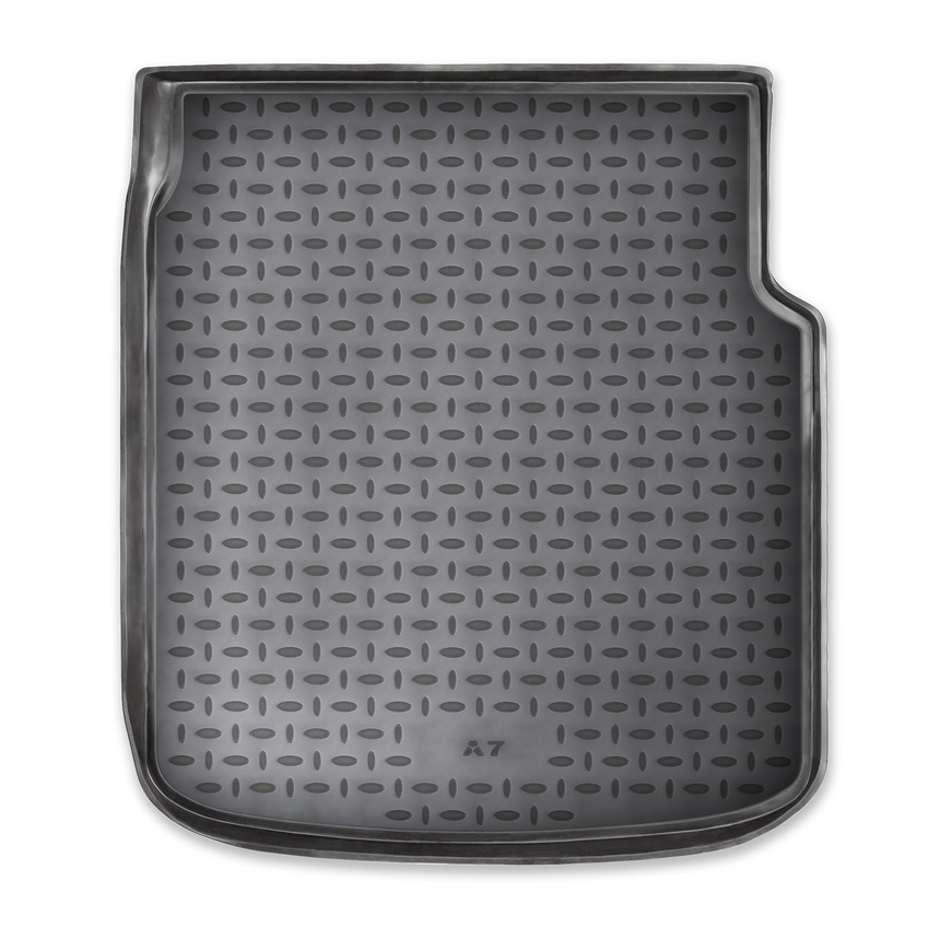 Коврик в багажник для Suzuki SX4 II (верхний уровень) 2013- / 85789 фото