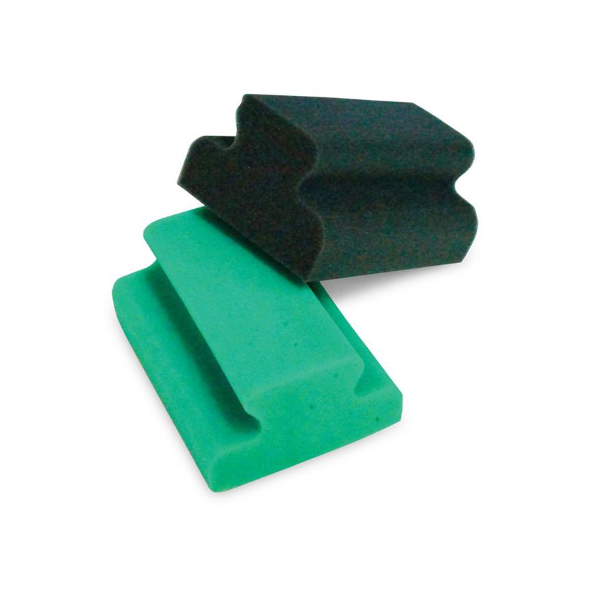 Губка поролоновая AVS SP-04 (рельса) в вакуумной упаковке / A80916S фото