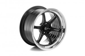 COSMIS  XT-006R 18x11,0 5x114,3 ET8 Black+diamond lip+spoke milling+ letter milling
