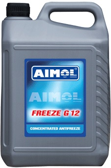 Антифриз AIMOL FREEZE G12 (КОНЦЕНТРАТ) Канистра 1 л. фото