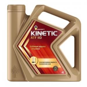 Трансмиссионное минеральное масло Rosneft Kinetic ATF