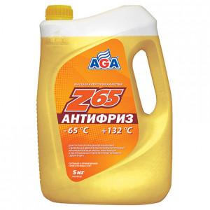 Антифриз готовый к применению (4.73 л/5 кг) AGA Z65 AGA043Z.