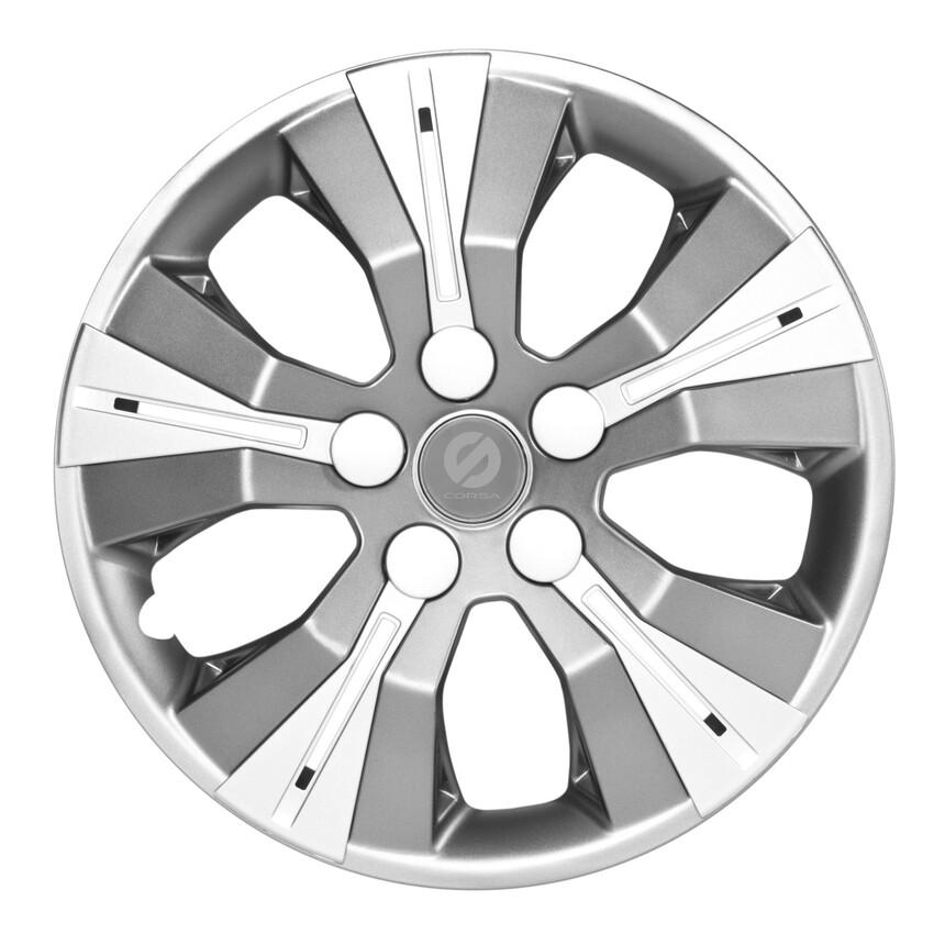Колпаки на колёса SPARCO SPC/WC-1360 GY/CHROME (13) фото