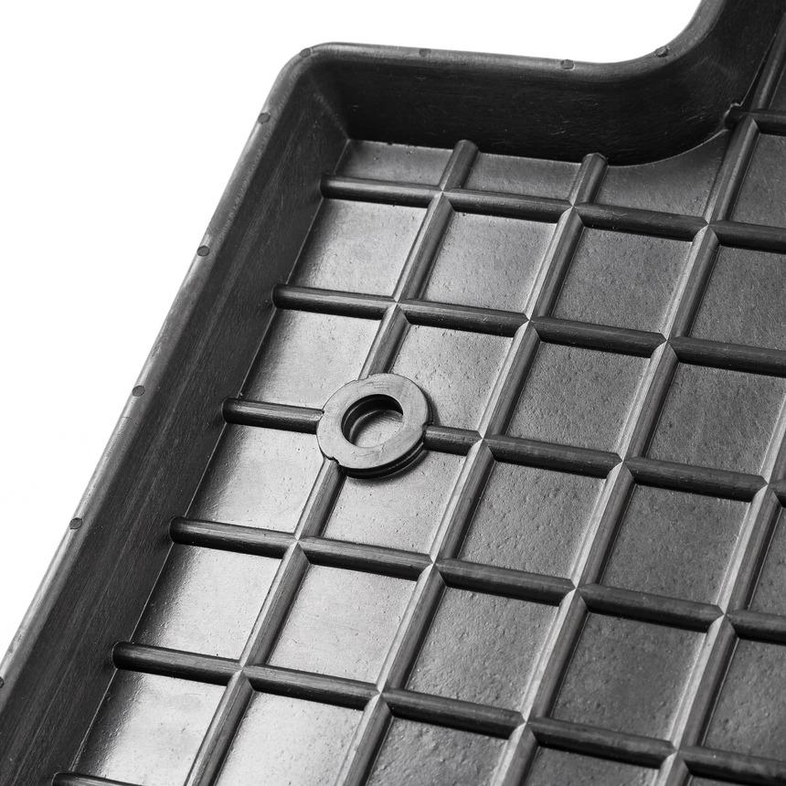 Резиновые коврики Сетка для Volkswagen T5 2003-2015 / 83114 фото