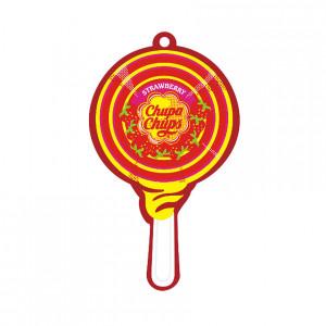Ароматизатор воздуха Chupa Chups подвесной (Клубника со сливками) CHP700.