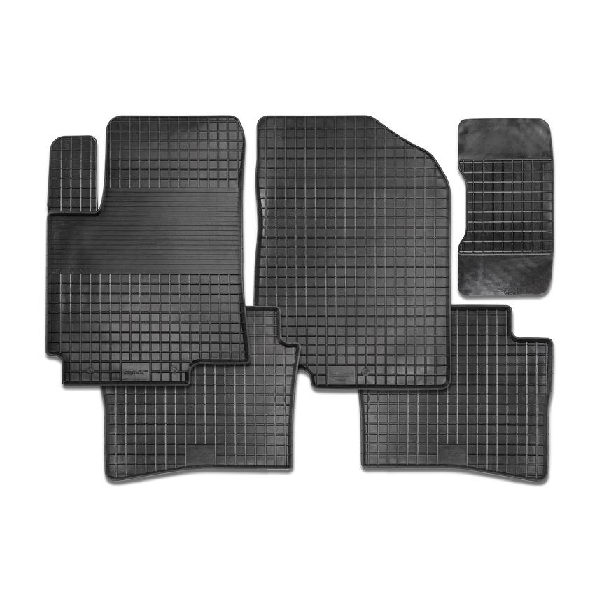 Резиновые коврики Сетка для Chevrolet Cruze 2009- / 82887 фото