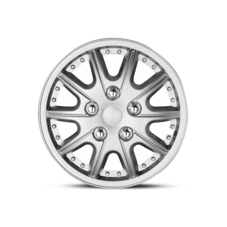 Колпаки на колёса AUTOPROFI WC-2025 SILVER (14) фото