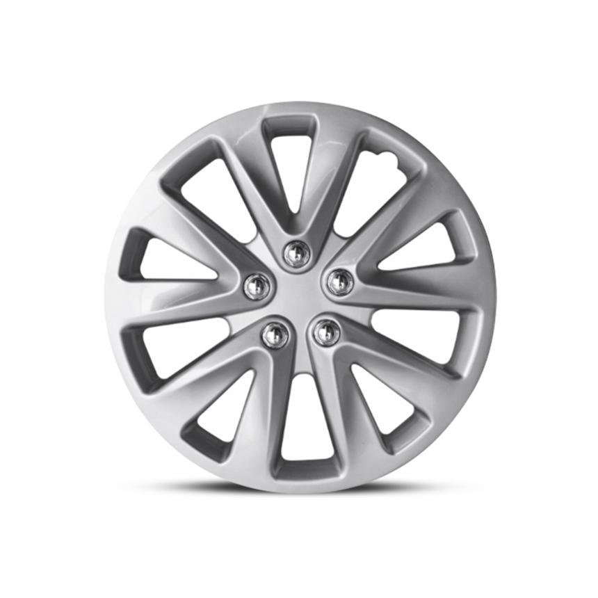 Колпаки на колёса AUTOPROFI WC-2030 SILVER (14) фото