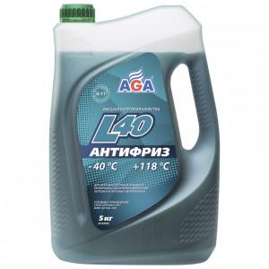 Антифриз готовый к применению (4.73 л/5 кг) AGA-L40 AGA008L.