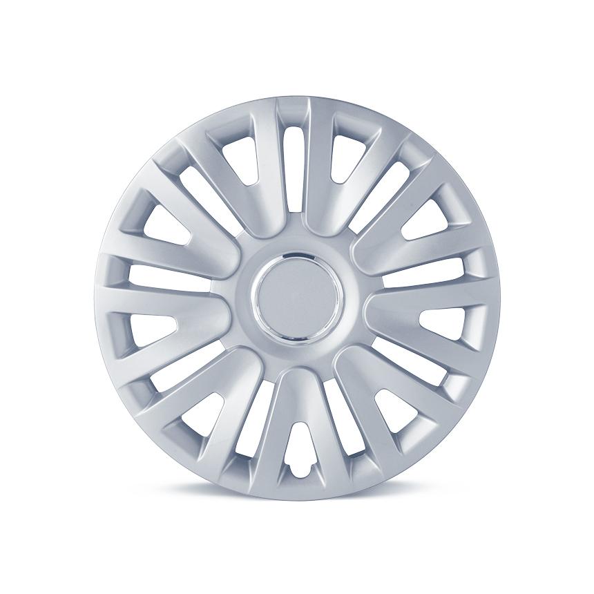 Колпаки на колёса AUTOPROFI WC-1105 SILVER (16) фото