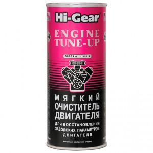 Мягкий очиститель двигателя 444 мл. Hi Gear