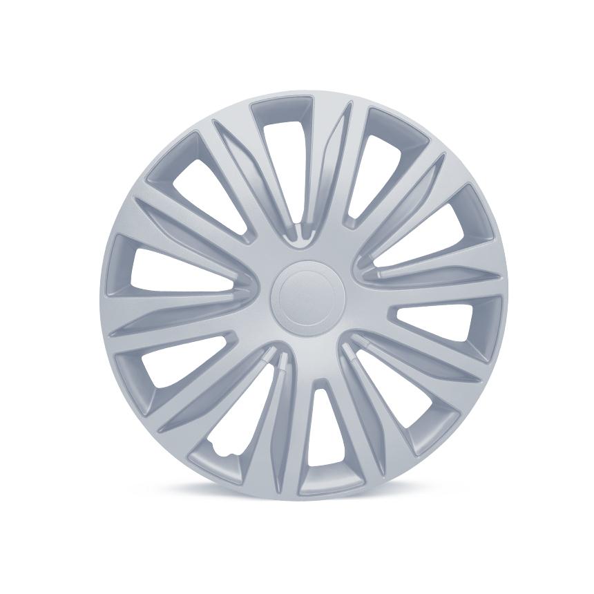 Колпаки на колёса AUTOPROFI WC-2010 SILVER (15) фото