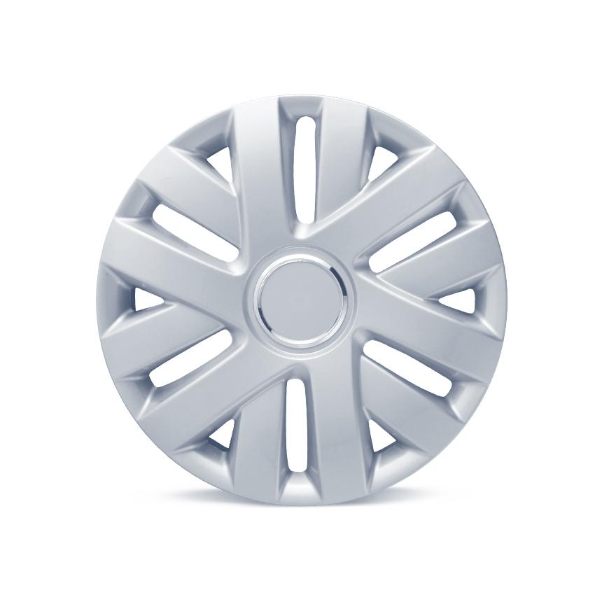 Колпаки на колёса AUTOPROFI WC-1145 SILVER (15) фото