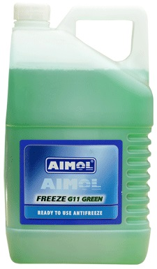 Антифриз AIMOL FREEZE G11 GREEN фото