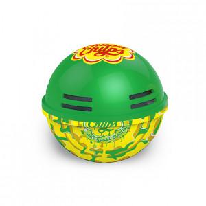 Ароматизатор воздуха Chupa Chups на панель приборов (Лайм-лимон) CHP602.
