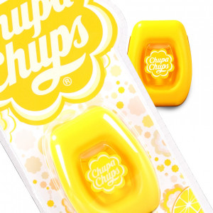 Ароматизатор воздуха Chupa Chups на дефлектор (Лайм-лимон) CHP401.