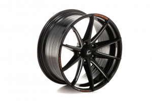 COSMIS S2 18x8,5 5x114,3 ET30 Black + MS