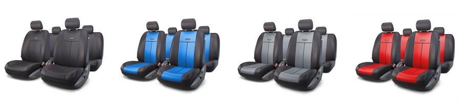 Бюджетные чехлы на сиденья автомобилей